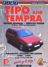 Fiat Tipo and Tempra 1988-1996. Repair Manual – service guide